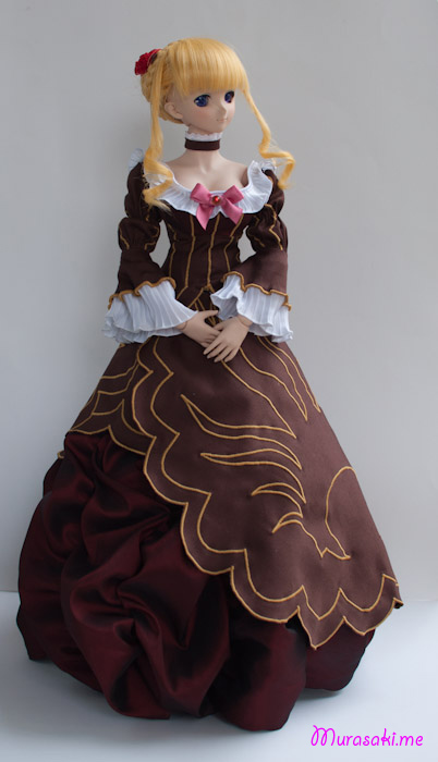 Beatrice cosplay