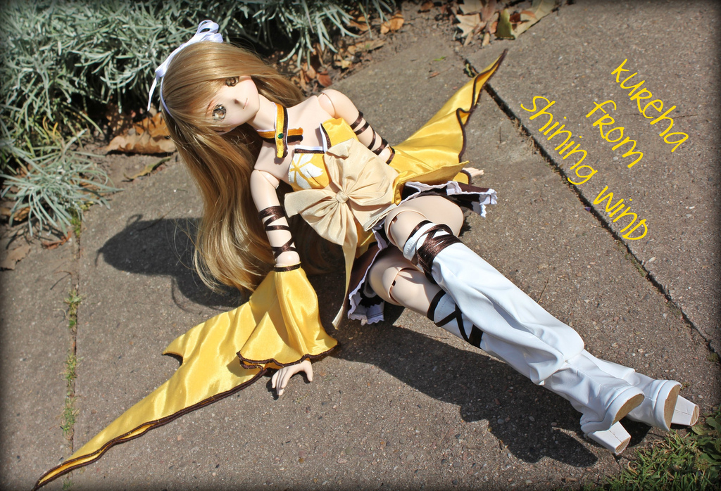 Touka Kureha cosplay