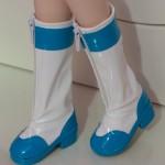 Eureka boots cosplay
