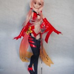 Inori cosplay (Guilty Crown)