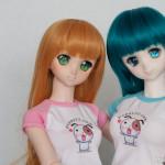 Murasaki.me x Puppy52 T-shirts