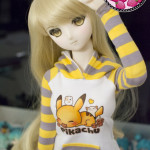 Pikachu hoodie x ChibiBunny