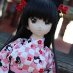 Neko kimono