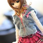 Fuwa Kuma set pink