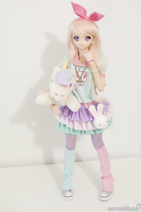 Fairy Kei x Charuca
